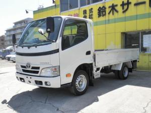 トヨタ トヨエース ジャストロー 積載1.45t 新普通免許対応