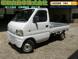 マツダ スクラムトラック  5MT 4WD
