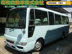 日産 シビリアンバス  シリビアンバス 公官庁買取 Bカメラ ドラレコ搭載