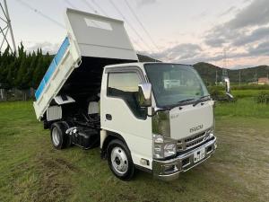 いすゞ エルフトラック  エルフ 3t ダンプ 6MT