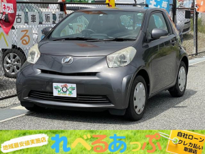 トヨタ iQ 100X 2シーター 2シーター ETC付き 車検整備付き