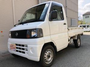 日産 クリッパートラック SD三方開HDDナビステレオ・高輝度ワークライト