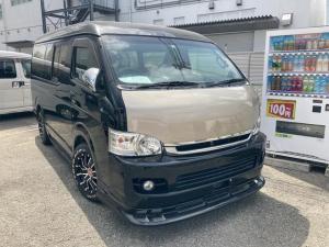 トヨタ ハイエースワゴン DX