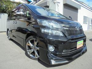 トヨタ ヴェルファイア 3.5Z Gエディション モデリスタ ビックX10 革 SR