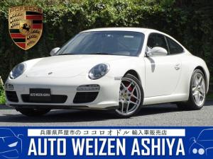 ポルシェ 911 911カレラS PDK スポーツクロノ D車/左/本革/ナビ