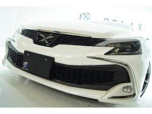 トヨタ マークX 250G後期RDS仕様 新品ヘッドライト新品アルミ新品車高調