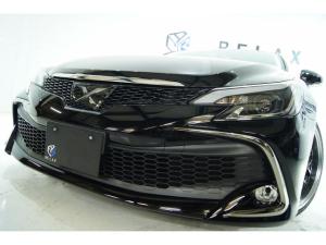トヨタ マークX 250G Fパケ後期RDS仕様新品アルミ新品車高調新品ライト