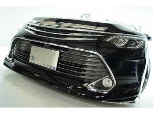 トヨタ カムリ ハイブリッド新品モデリスタ仕様新品ライト前後新品車高調アルミ