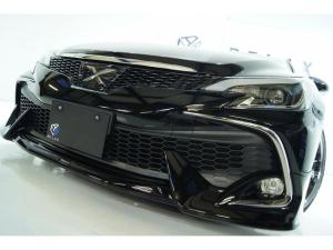 トヨタ マークX 250G Fパケ後期RDSモデリスタ仕様新品ライト新品車高調