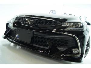 トヨタ マークX 250G リラセレ後期RDS仕様 新品3眼ライト 新品アルミ