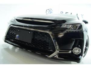トヨタ マークX 250GNEW3眼ヘッド新品Gs仕様新品19アルミ新品車高調