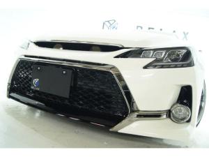 トヨタ マークX 250G Sパッケージ新品Gs仕様サンルーフ 新品ライト前後