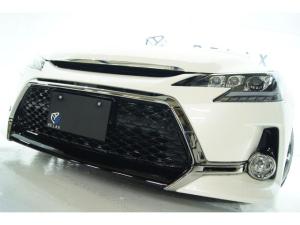 トヨタ マークX 250G新品Gs仕様 新品3眼ライト 新品ホイール新品車高調