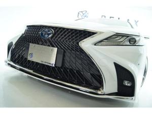 トヨタ カムリ X 新品スピンドル 新品19inホイール 新品BLIZ車高調
