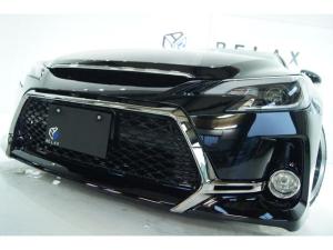 トヨタ マークX 250GSパッケージリラセレGs仕様 新品ライト車高調アルミ