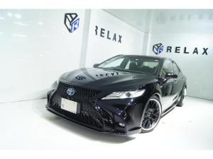 トヨタ カムリ X 新品スピンドルバンパー 新品BLIZ車高調 新品19ホイール 新品タイヤ