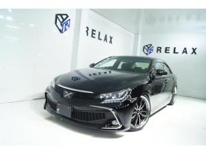 トヨタ マークX 250G 新品RDS仕様 新品19ホイール 新品タイヤ 新品車高調 Bluetooth対応ナビ