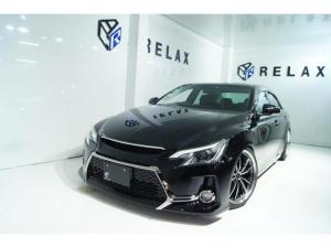 トヨタ マークX 250G Sパッケージリラックスセレクション 新品Gs仕様 新品シーケンシャルヘッドライト 新品19ホイール 新品タイヤ 新品フルタップ車高調