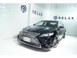 トヨタ カムリ X 新品オリジナルスピンドルバンパー 新品19ホイール 新品タイヤ 新品BLIZ車高調