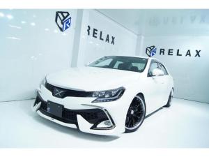 トヨタ マークX 250G Fパッケージ RDS仕様 新品モデリスタ 新品3眼ライト 新品19ホイール 新品タイヤ 新品車高調 新品Gsリアバンパー 社外ナビ バックカメラ ETC