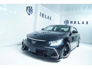 トヨタ マークX 250G Fパッケージ 新品モデリスタ 新品3眼シーケンシャルヘッドライト 新品19ホイール 新品タイヤ 新品車高調