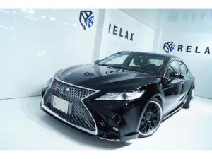 トヨタ カムリ X 新品スピンドルバンパー 新品ブリッツ車高調 新品19ホイール 新品タイヤ Bluetooth対応ナビ バックカメラ ETC