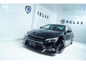 トヨタ マークX 250G Sパッケージリラックスセレクション 新品Gs仕様 特別仕様車 新品19ホイール 新品タイヤ 新品車高調 パワーシート プッシュスタート パドルシフト