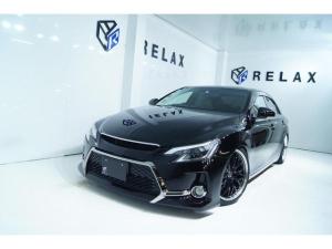 トヨタ マークX 250G リラックスセレクション 新品Gs仕様 新品19ホイール 新品タイヤ 新品車高調 新品ヘッドライト バックカメラ ETC