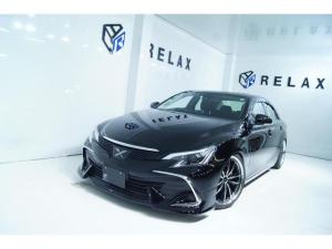 トヨタ マークX 250G Fパッケージ 新品モデリスタ 新品ヘッドライト 新品19ホイール 新品タイヤ 新品車高調