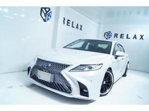 トヨタ カムリ X 新品スピンドルバンパー 新品19ホイール 新品タイヤ 新品車高調 ビックモニターナビ バックカメラ LEDヘッドライト