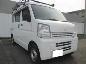 スズキ エブリイ PC ハイルーフ 5AGS車 レーダーB・ナビ・Bカメラ