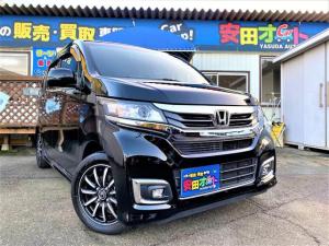 ホンダ N-WGNカスタム G・ターボパッケージ ターボモデル ブラック ブラックカラー