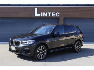 BMW X3 xDrive 20d Mスポーツ ワンオーナー Gzoxコーティングサービス パノラマガラスサンルーフ インテリジェントセーフティ 純正オプション20インチアルミホイール ハンズフリーテールゲート ユピテルドラレコ&レーダー