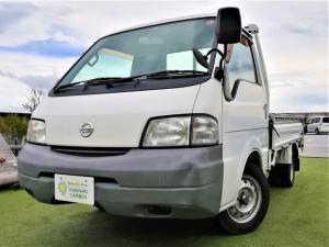 日産 バネットトラック スーパーローDX 1.8DX/ダブルタイヤ/ユーザー買取車/低床/パワステ/パワーウィンドウ