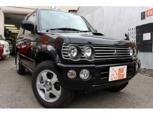 三菱 パジェロミニ リンクスV 4WD ターボ 5MT 新品クラッチ交換済