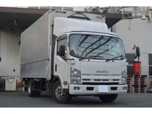 いすゞ エルフトラック ベースグレード 3.5t アルミウイング