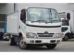 トヨタ ダイナトラック ロングフルジャストロー 冷凍車 サイドドア 5速MT ディーゼルターボ