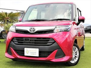 トヨタ タンク G S 衝突軽減ブレーキ/両側電動スライド/LEDヘッド/クルコン/シートヒーター