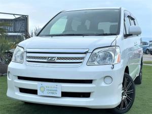 トヨタ ノア X 両側スライドドア/純正HDDナビ/フルセグTV/バックカメラ/HIDヘッドライト/車検整備付き