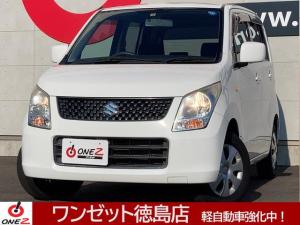 スズキ ワゴンR FX 純正オーディオ・ETC・電動格納ミラー・キーレス