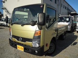 日産 アトラストラック 1.5t積・10尺・平ボディ・低床