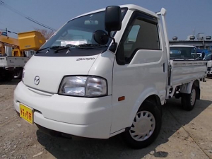 マツダ ボンゴトラック AT車・普通免許1t積・三方開・平ボディ