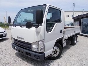 いすゞ エルフトラック 2t積・平ボディ・5MT・5t未満・全低床