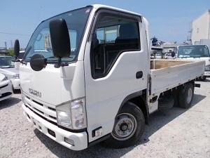 いすゞ エルフトラック 2t積・平ボディ・5t未満・5MT・低床