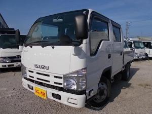 いすゞ エルフトラック 4WD・1.5t積Wキャブ・5t未満・5MT・全低床
