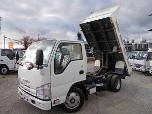 いすゞ エルフトラック 2t積・ダンプ・5t未満・5MT・全低床