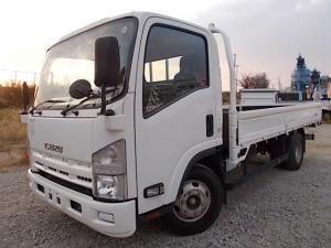 いすゞ エルフトラック 4.6t積・6MT・ワイド・ロング・平ボディ