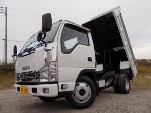 いすゞ エルフトラック 3t積・コボレーン・中間ピン付・6MT・ダンプ・高床