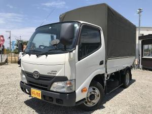 トヨタ ダイナトラック 2t積・4WD・幌車・10尺・5MT・5t未満