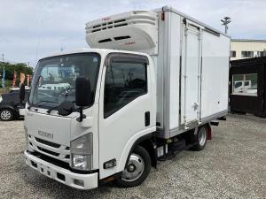 いすゞ エルフトラック -30℃・冷蔵冷凍車・10尺・6MT・サイド扉